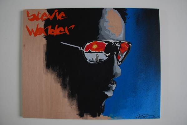 Stevie Wonder por aers2011